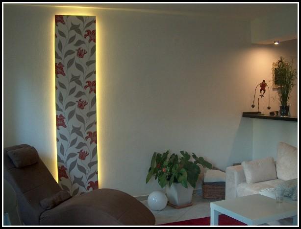 Led Beleuchtung Wohnzimmer Wand
