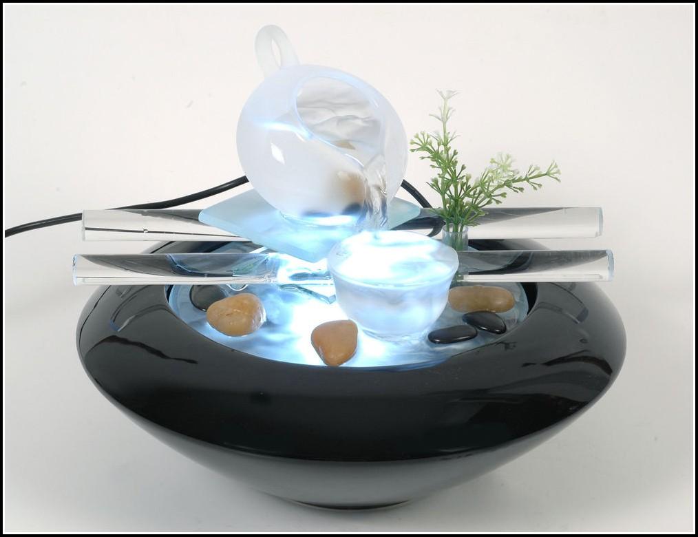Led Beleuchtung Zimmerbrunnen