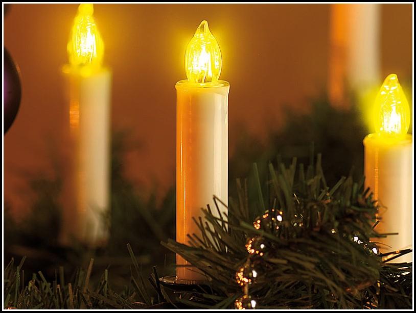 Led Tannenbaum Beleuchtung Mit Batterien