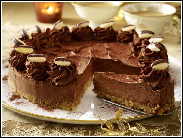 Leichte Kuchen Rezepte Schokolade