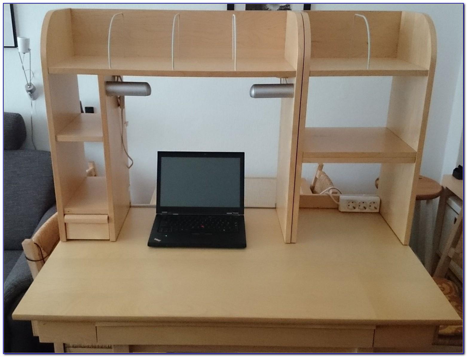 Liatorp Schreibtisch Auseinanderbauen