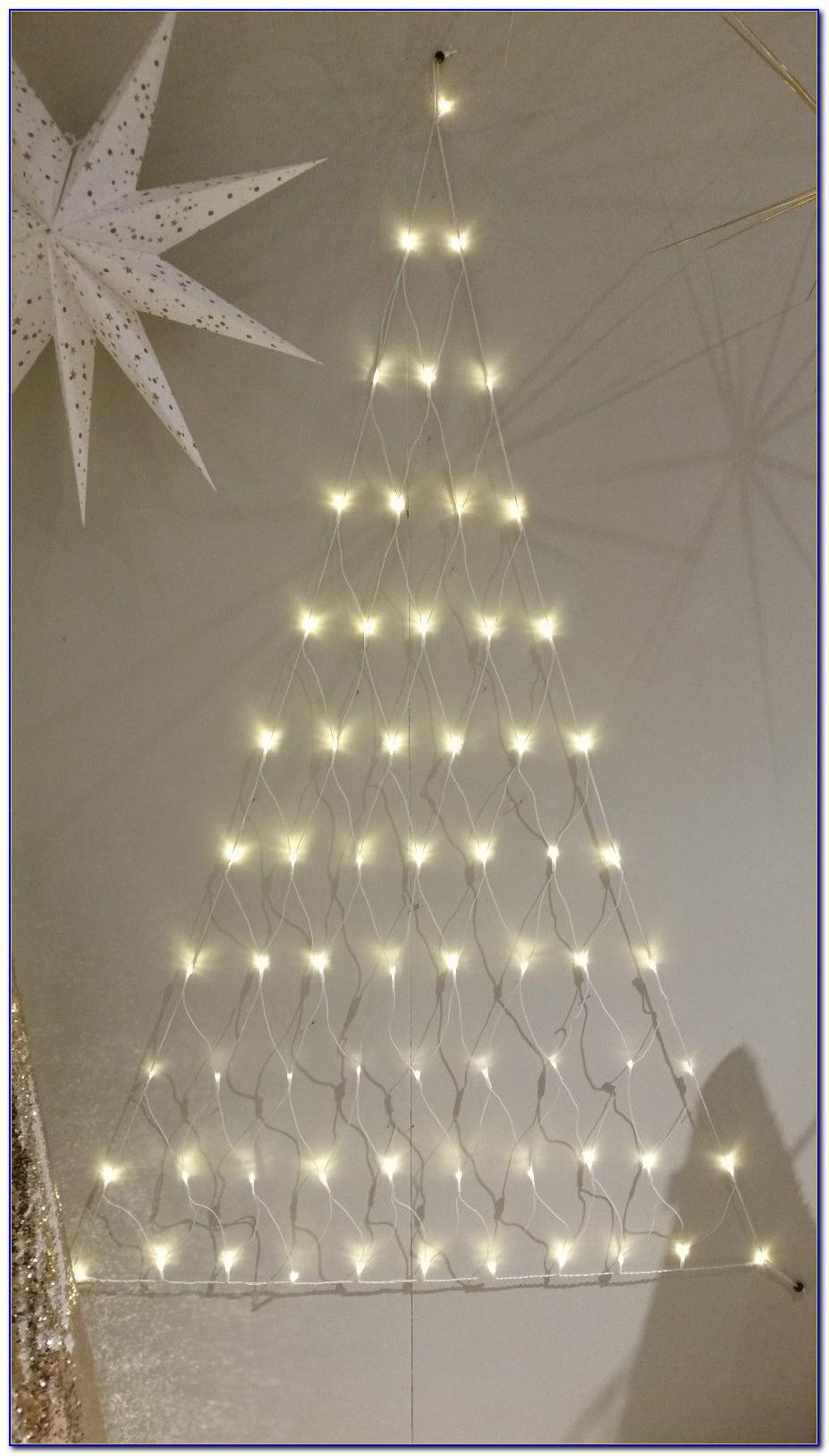 Lichterkette Vorhang Led
