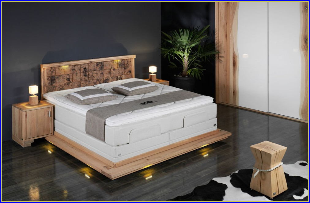 Living Boxspring Bett Test