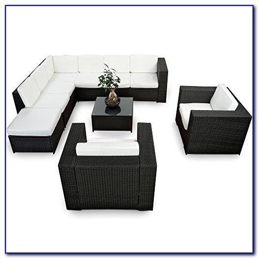 Lounge Gartenmöbel Set Bahamas