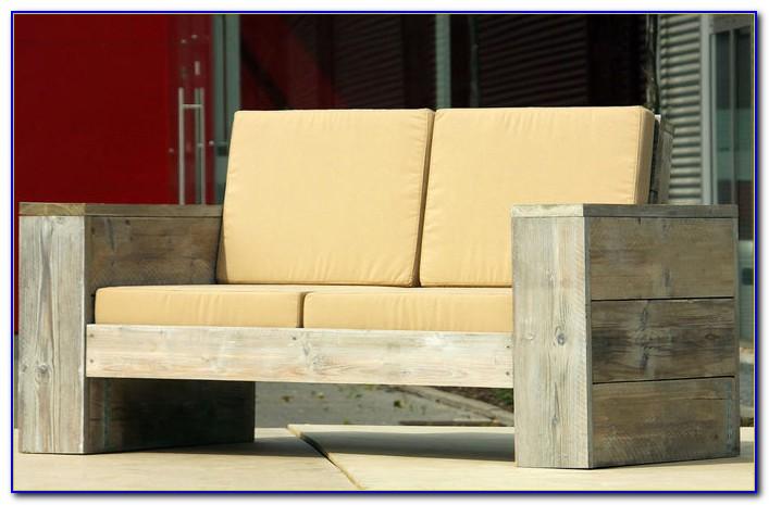 Lounge Möbel Aus Holz Selber Bauen