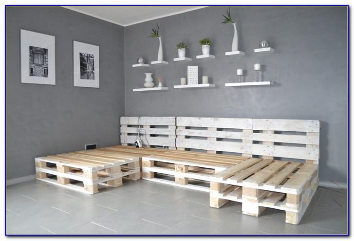 Lounge Möbel Aus Paletten Selber Bauen