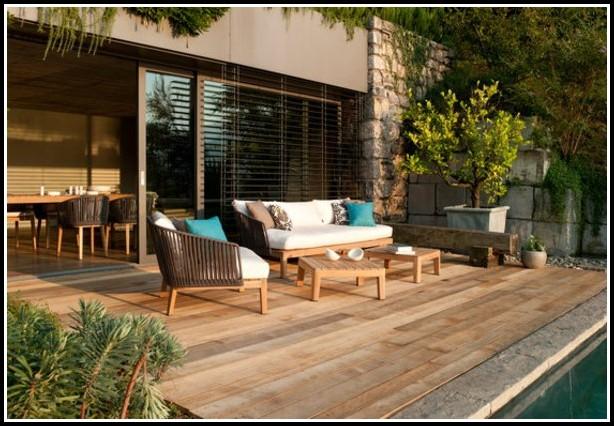 Lounge Möbel Balkon