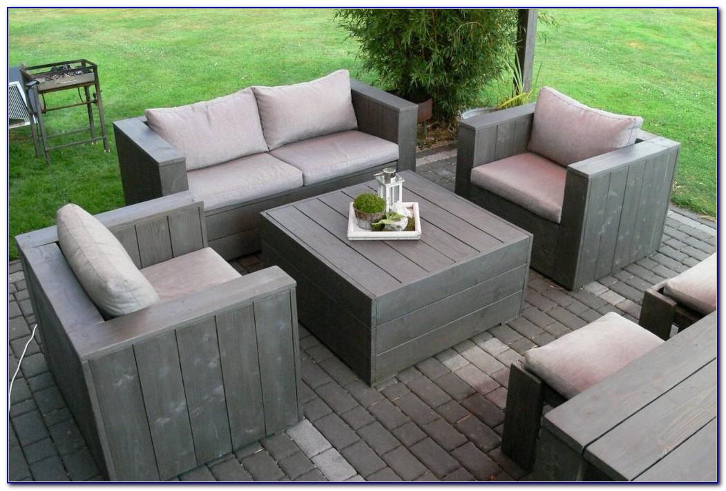 Lounge Möbel Holz Selber Bauen
