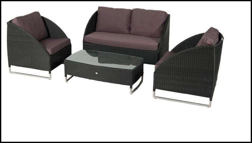 Lounge Sessel Gartenmöbel