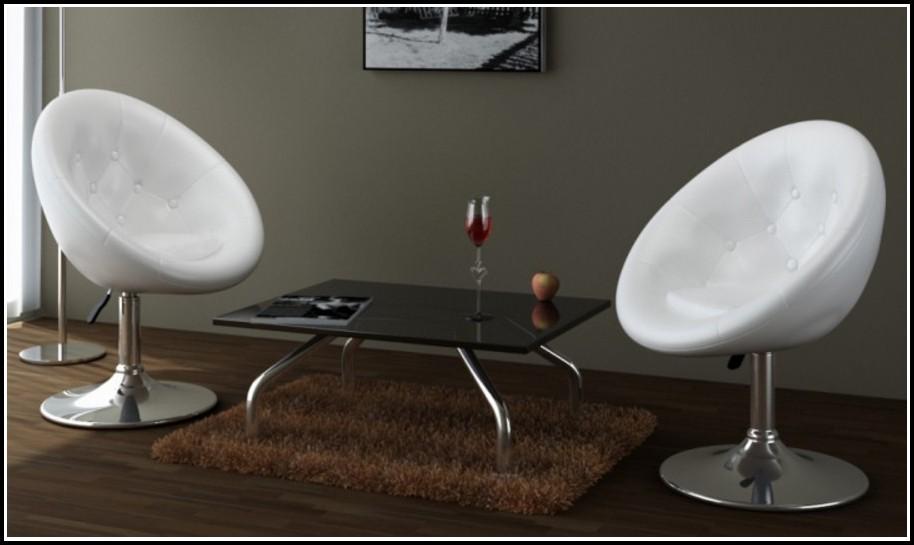 Lounge Sessel Strike Weiss