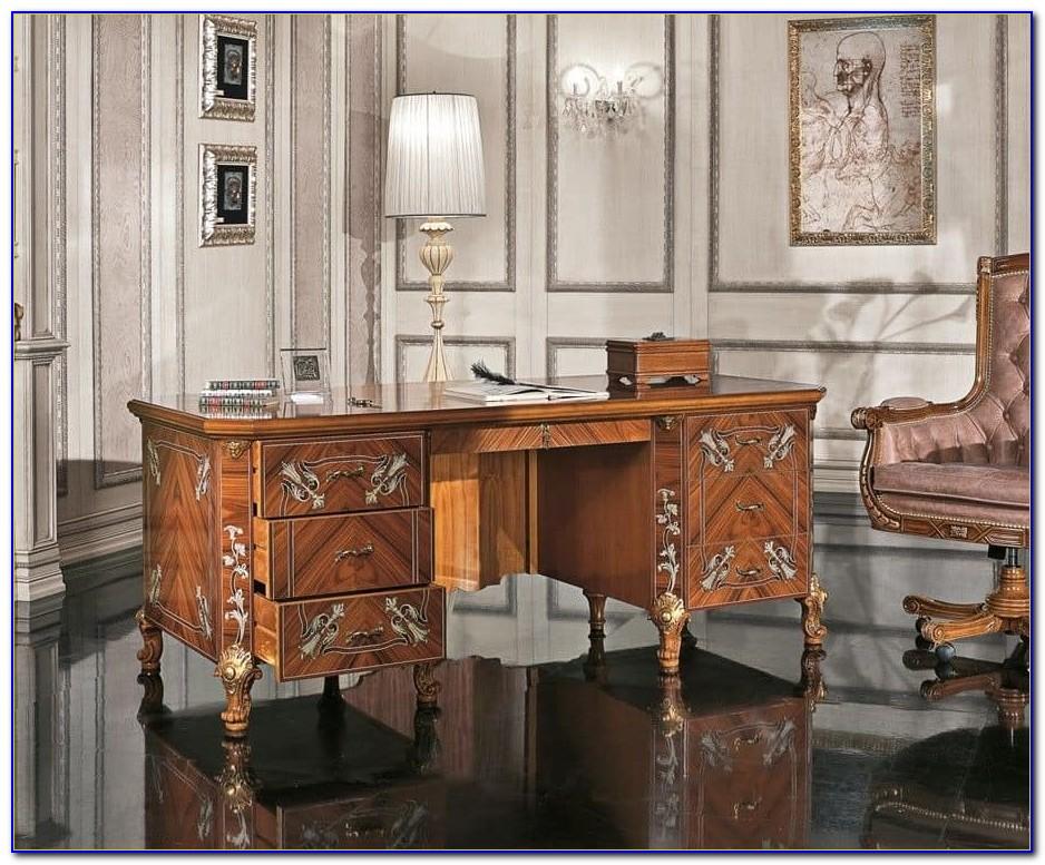 Luxus Schreibtisch Büromöbel