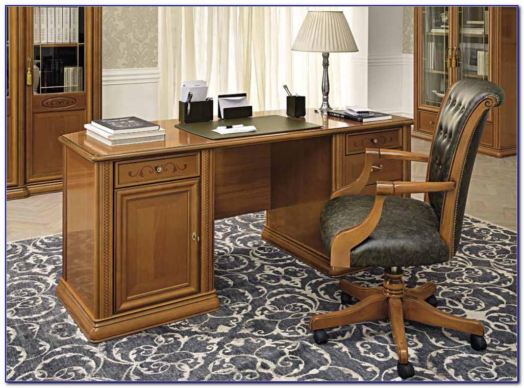 Luxus Schreibtischutensilien