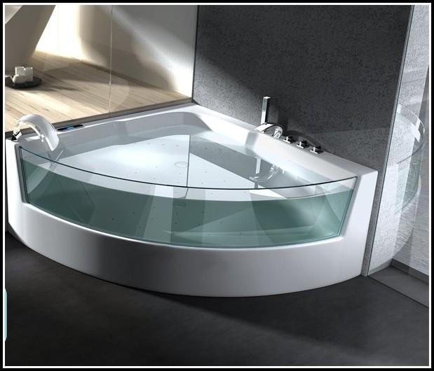 Luxus Whirlpool Badewanne