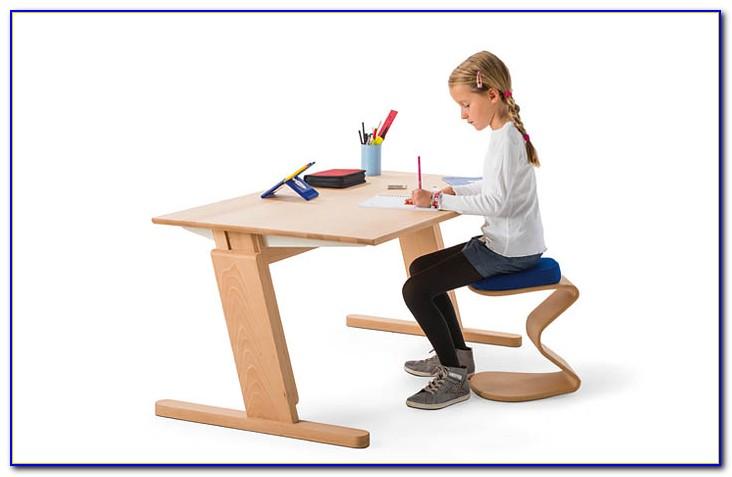 Mädchen Schreibtischauflage
