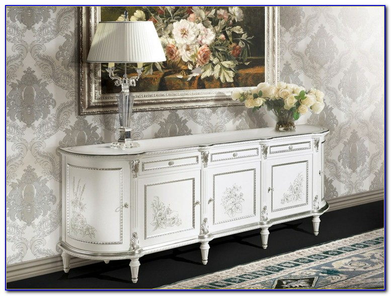 Möbel Antik Look Streichen