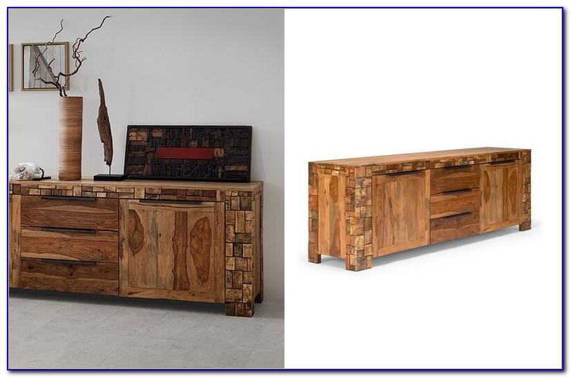 Möbel Aus Akazienholz Massiv