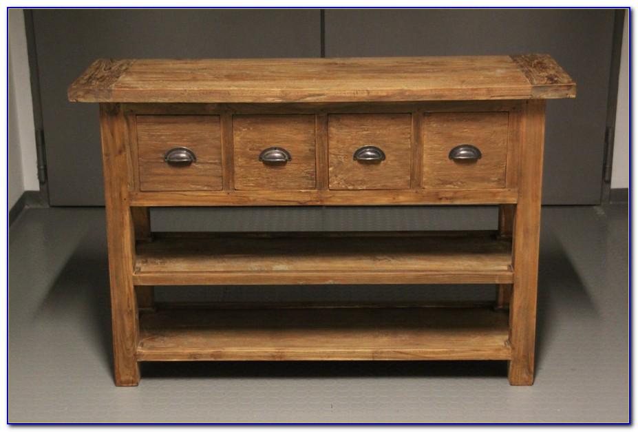 Möbel Aus Alten Holzkisten