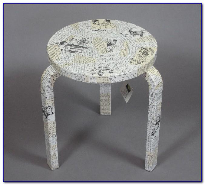 Möbel Aus Papier Und Pappe