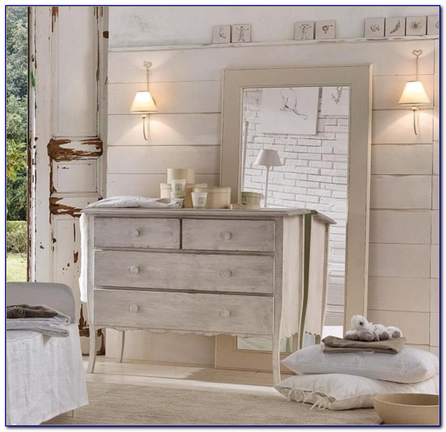 Möbel Im Shabby Chic Restaurieren