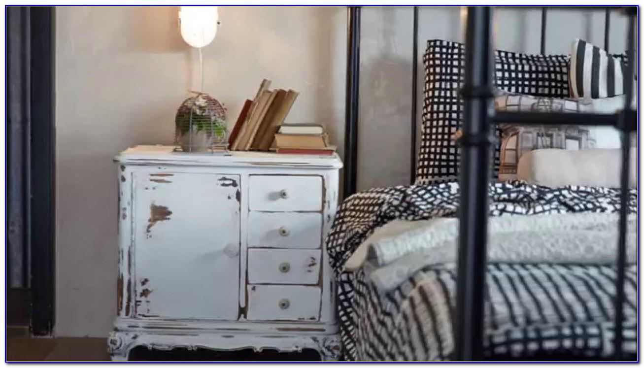 Möbel Im Vintage Stil Streichen