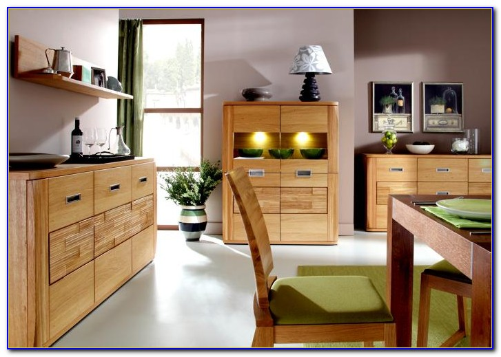 Möbel Massivholz Eiche