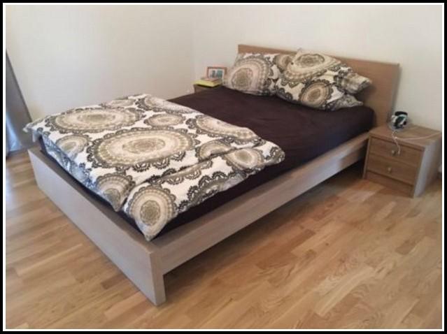 Malm Bett 140×200 Birke