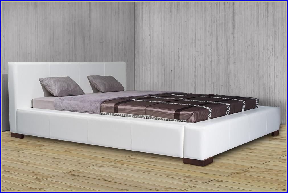 Malm Bett 140×200 Niedrig