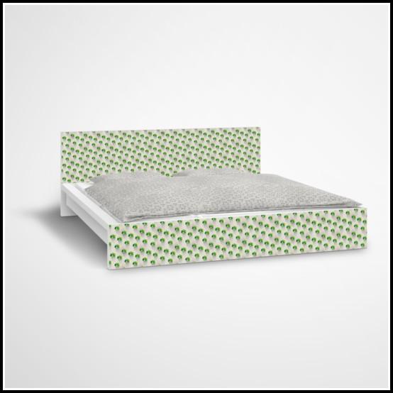 Malm Bett 180×200 Birke
