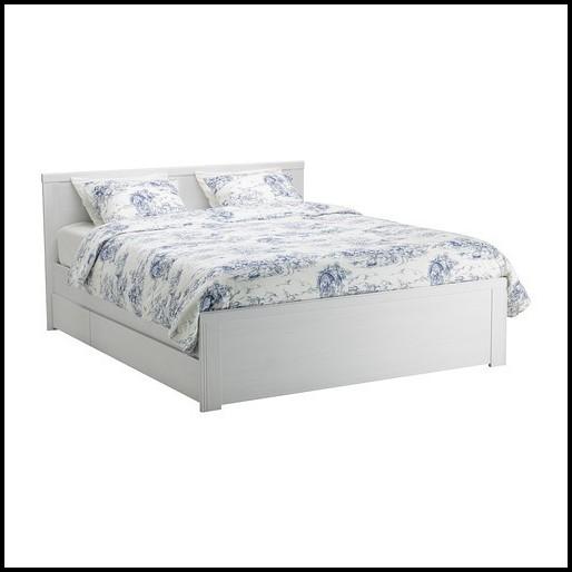 Malm Bett Birke 140