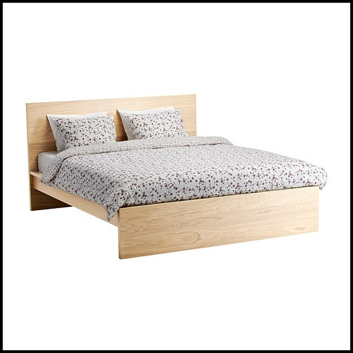 Malm Bett Hoch Maße
