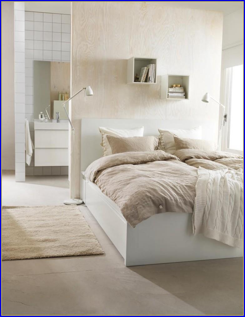 Malm Bett Lattenrost Zu Schmal