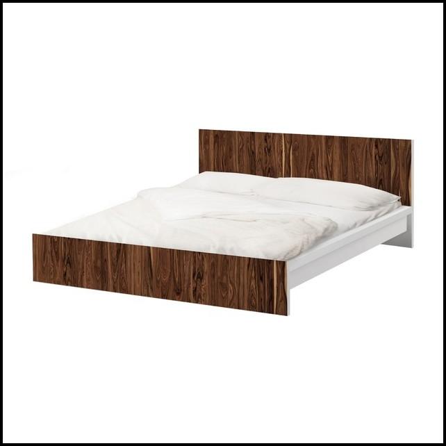 Malm Bett Niedrig Höhe