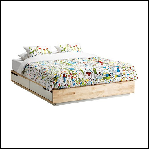 Mandal Bett Ikea 140