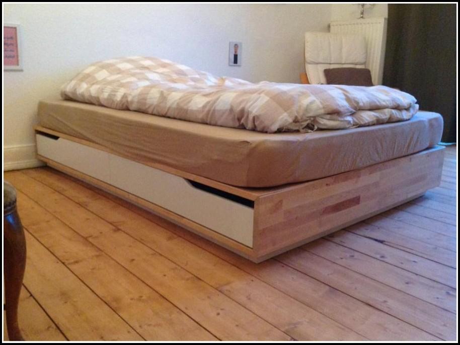 Mandal Bett Ikea Test