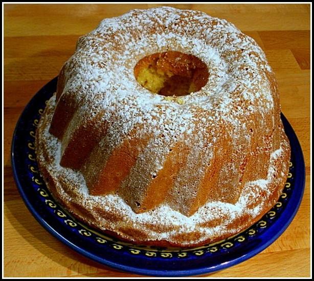 Marmor Gugelhupf Kuchen Rezept