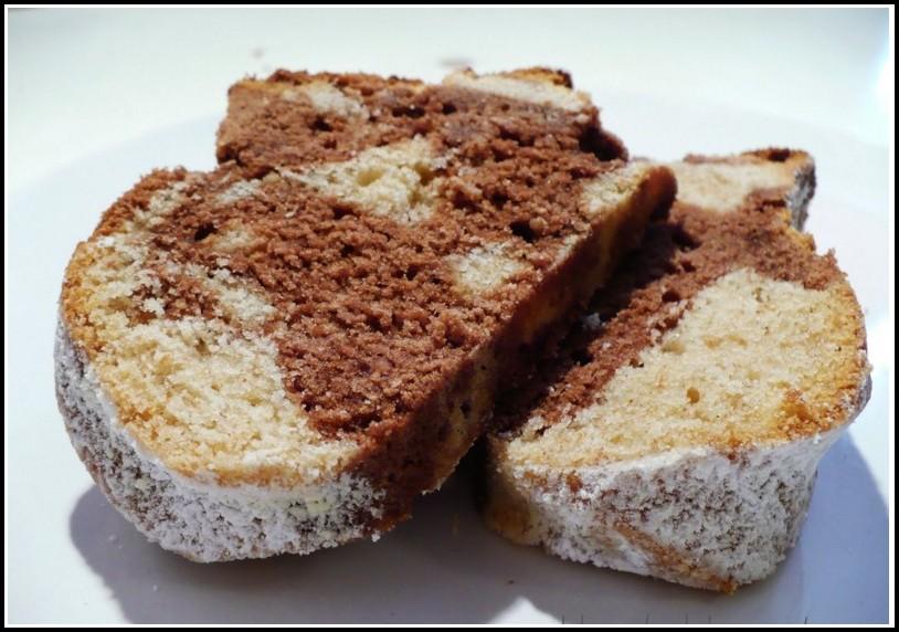 Marmor Kokos Kuchen Rezept