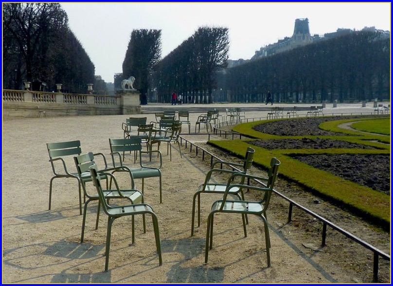 Marque Chaise Jardin Du Luxembourg