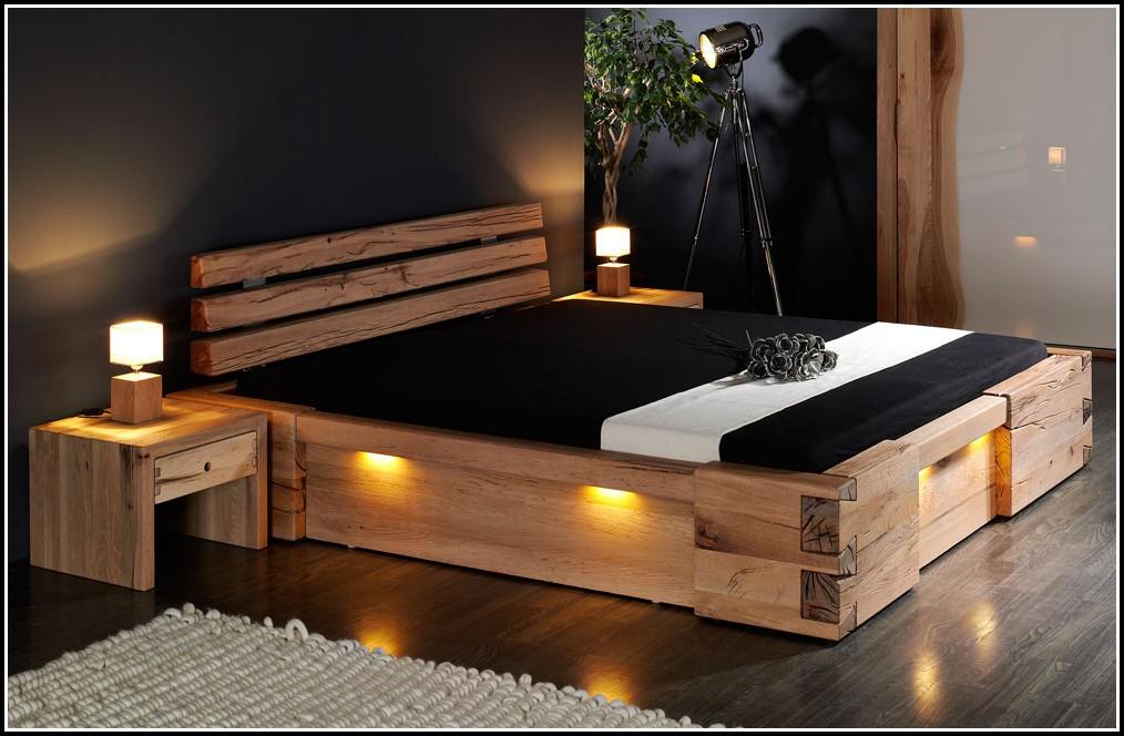 Massiv Holz Bett Berlin