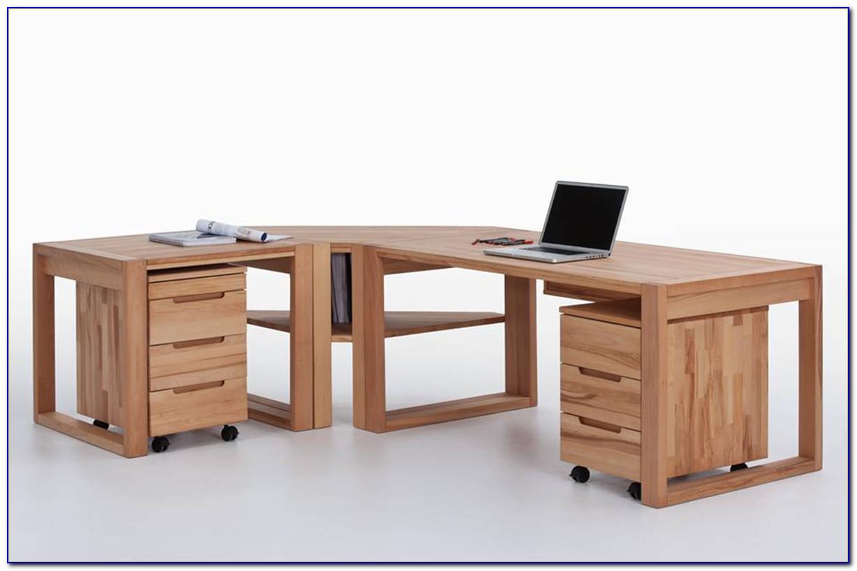 Massiven Schreibtisch Selber Bauen