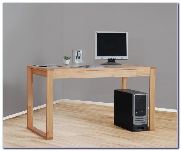 Massiver Schreibtisch Kiefer