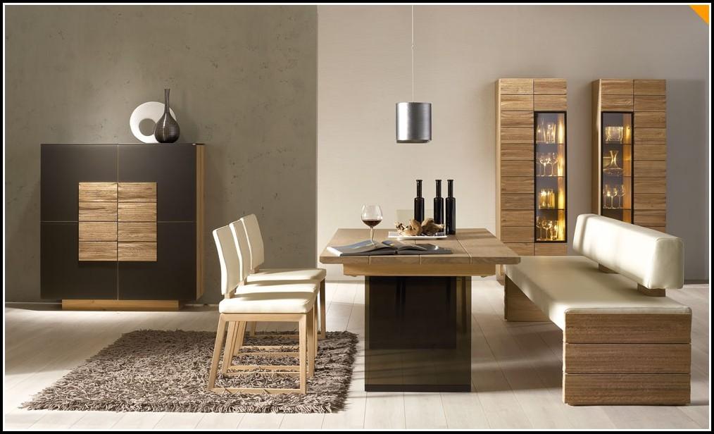 Massivholz Möbel Esszimmertisch