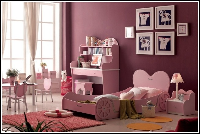 Mdchen Kinderzimmer Gestalten