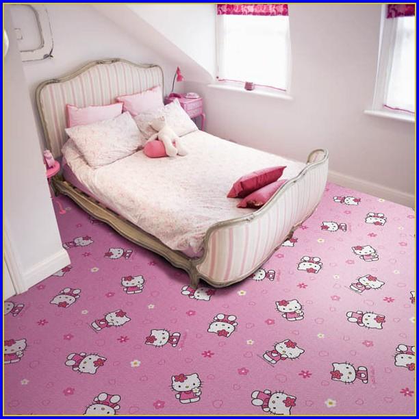 Mdchen Teppich