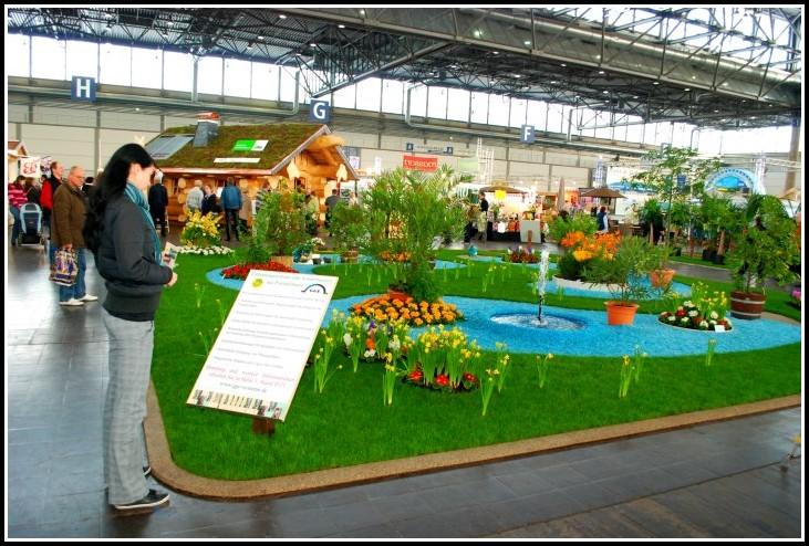Messe Leipzig Haus Garten Freizeit 2016