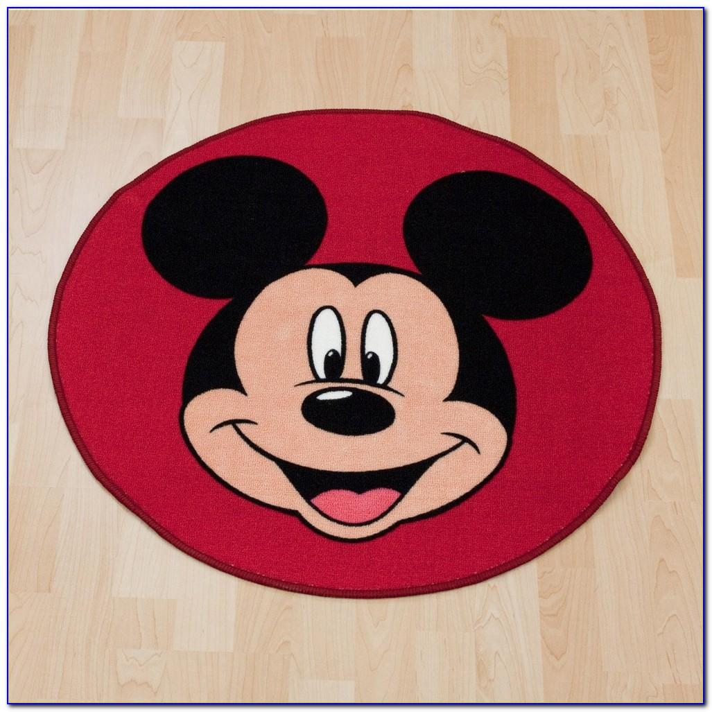 Micky Maus Teppichboden