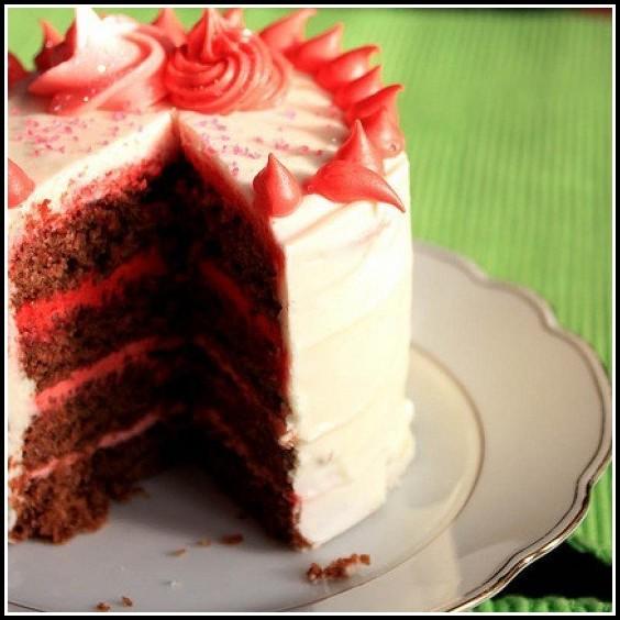 Milka Weiße Schokolade Kuchen