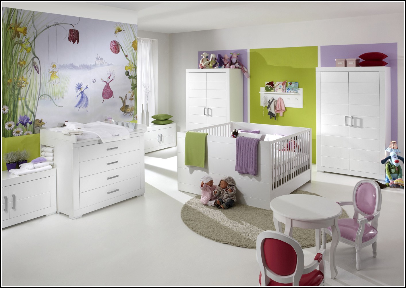 Mini Meise 01 Kinderzimmer