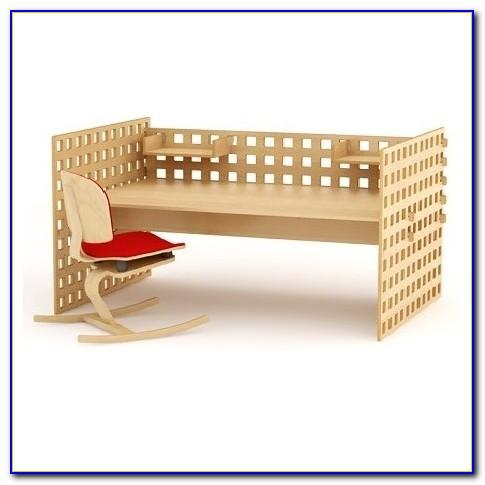 Mitwachsender Schreibtisch Hülsta