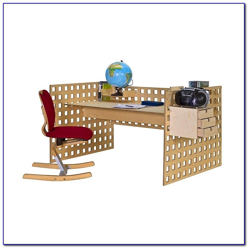Mitwachsender Schreibtisch Ikea