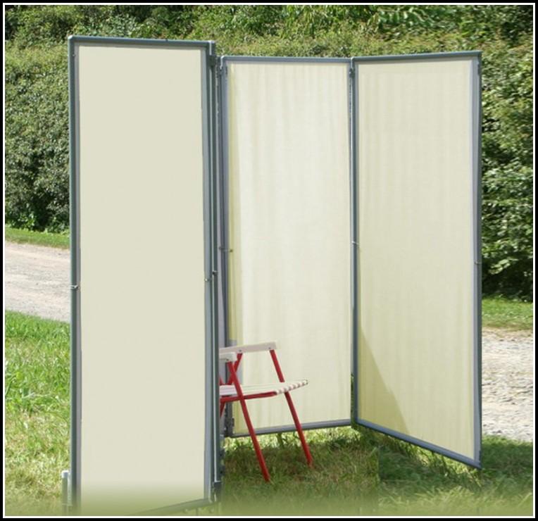 Mobiler Sichtschutz Für Terrasse
